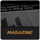 Design MGZ 5 - GraphicRiver Item for Sale