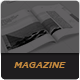 Multipurpose Magazine Template - GraphicRiver Item for Sale