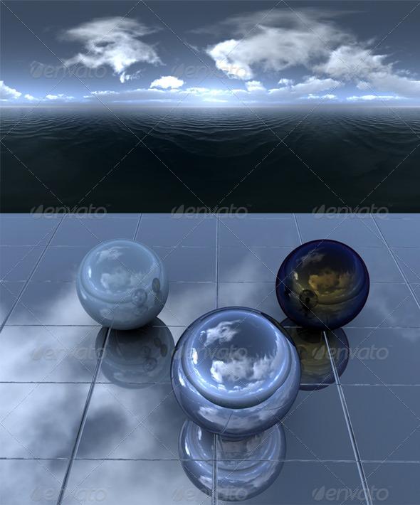 3DOcean Sea 155 8467459