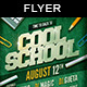 Cool School | Back to School Flyer