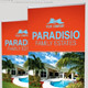 Paradisio Real Estate Banner Template - GraphicRiver Item for Sale