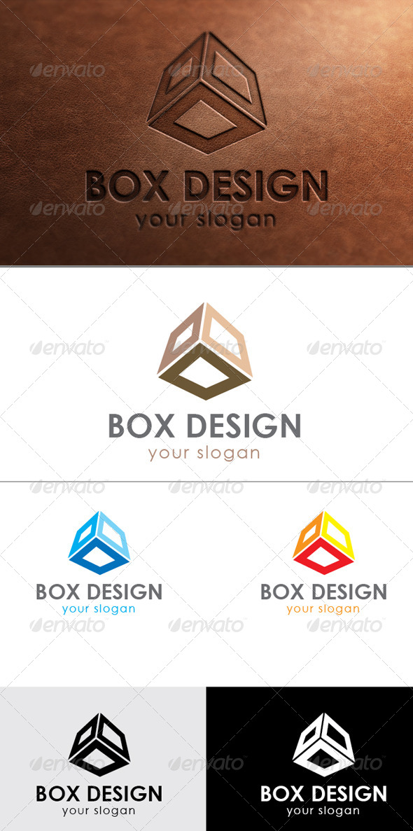 GraphicRiver Box Design 8468655