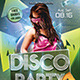 Disco Party Flyer Template - GraphicRiver Item for Sale