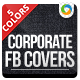 Corporate Services Business Covers - GraphicRiver Item for Sale