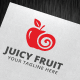 Juicy Fruit Logo Template - GraphicRiver Item for Sale