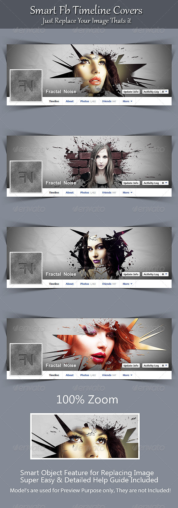 GraphicRiver Smart Fb Timeline Covers 8469208