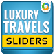 Travel Sliders - 6 Colors - GraphicRiver Item for Sale