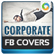 Corporate Facebook Covers - GraphicRiver Item for Sale