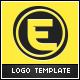 Letter E Logo Template - GraphicRiver Item for Sale