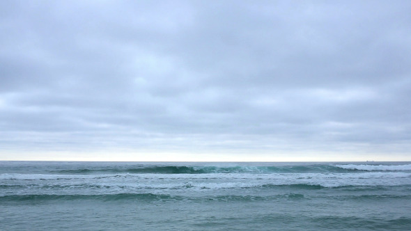 Peaceful Ocean Scene