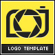 Photo Studio Logo Template - GraphicRiver Item for Sale