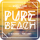 Pure Beach Flyer - GraphicRiver Item for Sale
