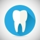 Stomatology and Dental Treatment Symbol Tooth Icon - GraphicRiver Item for Sale