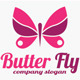 Butter Fly v.3 - GraphicRiver Item for Sale