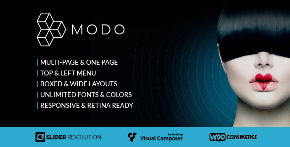 ThemeForest MODO Multi-Purpose Responsive Theme 8148564
