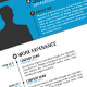 Modern Resume & Cover Letter - GraphicRiver Item for Sale