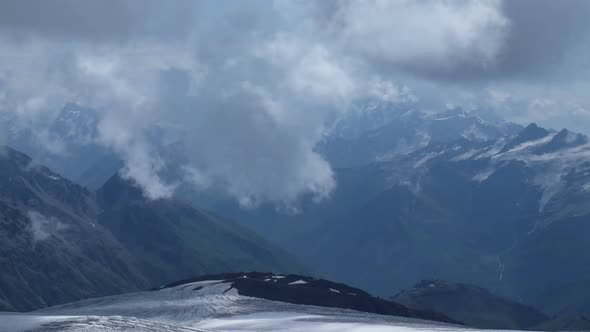 Download Clouds on Mountain Elbrus 4 nulled download