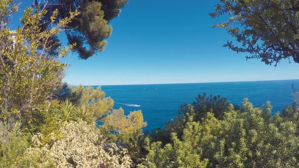 Download View of The Ligurian Sea nulled download
