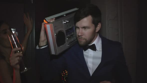 Old School Party - Holidays Arkistofilmit