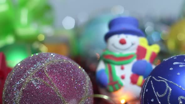 Christmas Attributes