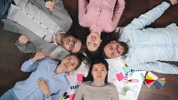 Rento Team jakaa ideoita - Business, Corporate Arkistofilmit