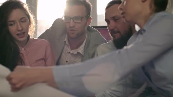Business Team Yhteistyö - Business, Corporate Arkistofilmit