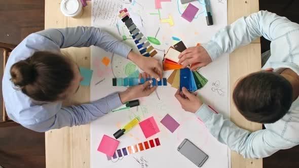 Suunnittelijat Suunnittelu Project - Business, Corporate Arkistofilmit
