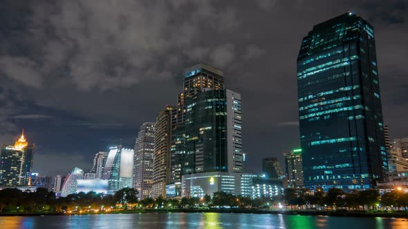 VideoHive Building Night 19014181