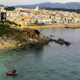 Drone Aerial Fishing Village 01 - VideoHive Item for Sale