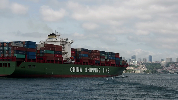 China Shipping Line 2