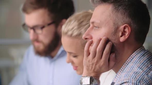 Hyödytön Meeting - Business, Corporate Arkistofilmit